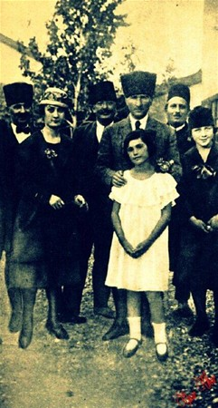 Atatürk`ün nadir bulunan görüntüleri