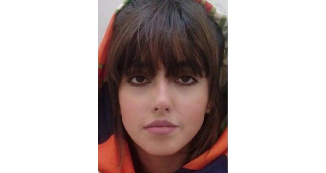 Angelina Jolie'ye benzemek isteyen Sahar Tabar'ın ilk hali ortaya çıktı!