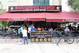 Karadeniz Yıldızı Lozan Sofrası Açıldı..!