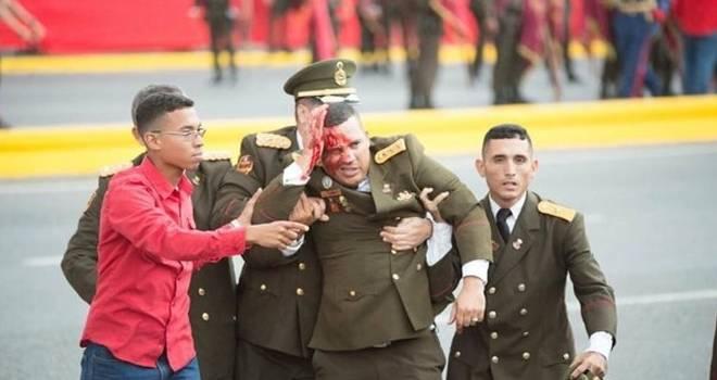 Venezuela Devlet Başkanı Nicholas Maduro'ya suikast girişimi