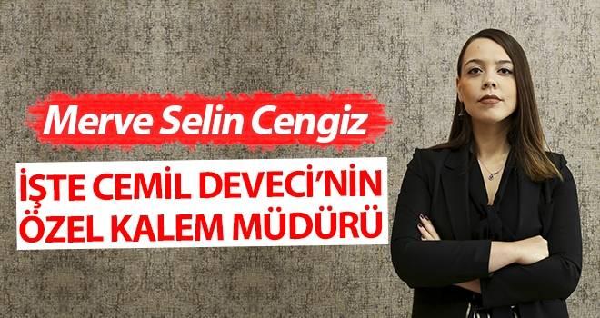 Cemil Deveci'nin Özel Kalem Müdürü Belli Oldu