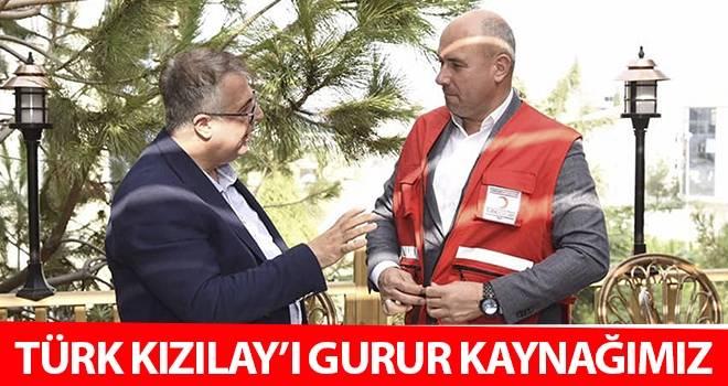 Başkan Togar: Türk Kızılay'ı Gurur Kaynağımız