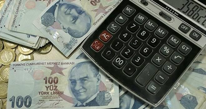 Merkezi yönetim bütçesi 2018 Kasım'da 7,6 milyar TL fazla verdi