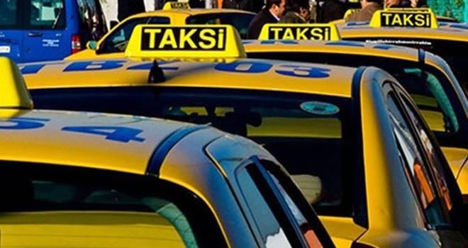 İçişleri Bakanlığı'ndan taksicilerle ilgili flaş talimat!