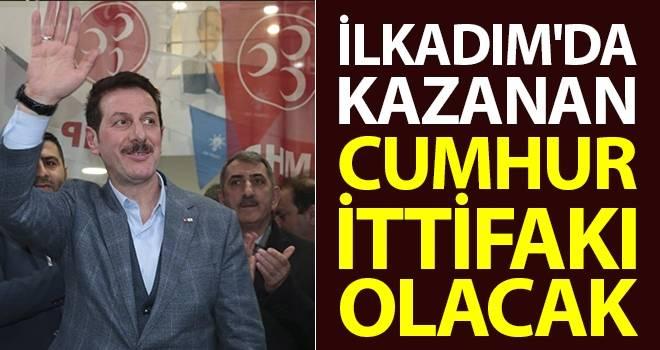 Başkan Tok: İlkadım'da Kazanan Cumhur İttifakı Olacak