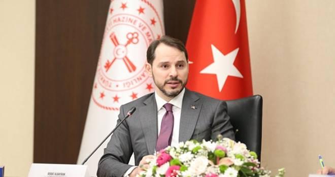 'İstanbul'a yakışan finans merkezini en kısa sürede ülkemize kazandıracağız'