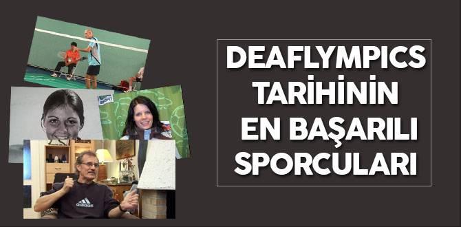 Deaflympıcs Tarihinin En Başarılı Sporcuları