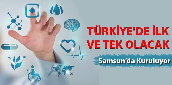 Türkiye'de İlk ve Tek Olacak
