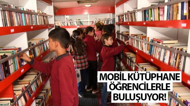 Binlerce kitap öğrencilerle buluşuyor