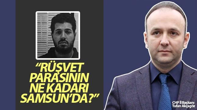 CHP Samsun İl Başkanı Tufan Akçöz'den flaş açıklama!