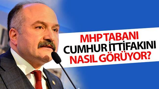 """Erhan Usta soruları yanıtladı..! """"MHP Tabanı Cumhur İttifakını Nasıl Görüyor?"""""""