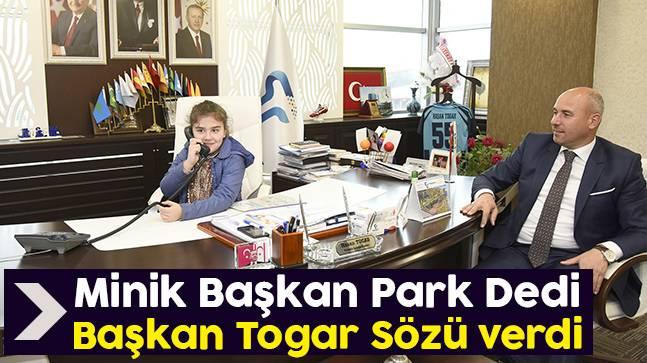 Tekkeköy'de Başkanlık Koltuğuna Bilge Bilgiç Oturdu