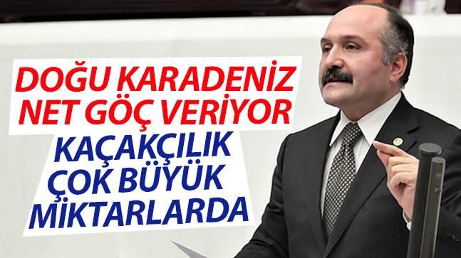 Erhan Usta: Kaçakcılık çok büyük miktarda...