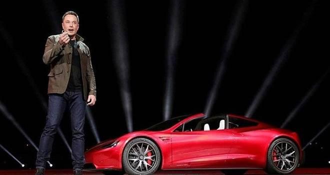 Tesla CEO Elon Musk'tan