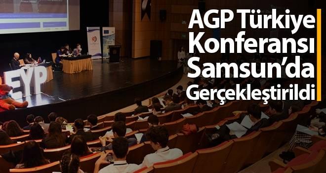 AGP Türkiye Konferansı Samsun'da gerçekleştirildi