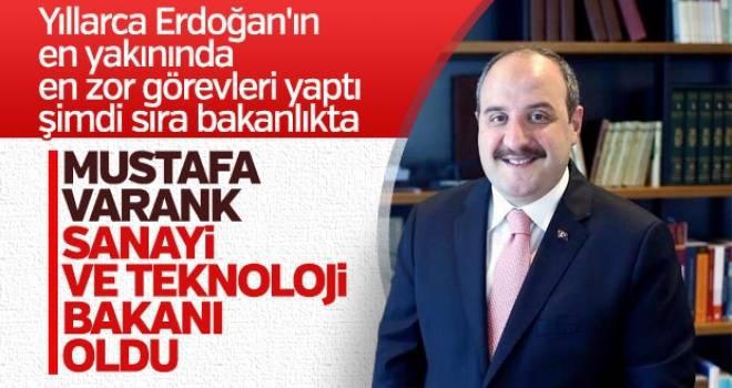 Mustafa Varank Kimdir? Sanayi ve Teknoloji Bakanlığı'na Mustafa Varank