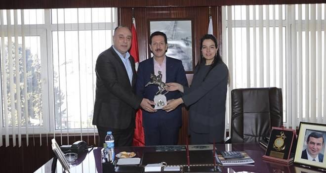 Başkan Tok: İhsan Abi, Samsun'un sevilen güler yüzlü siyasetçiydi