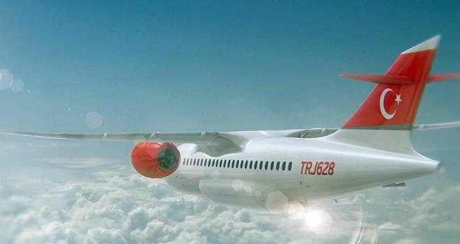 100 koltuklu yerli yolcu uçağı yapılıyor!
