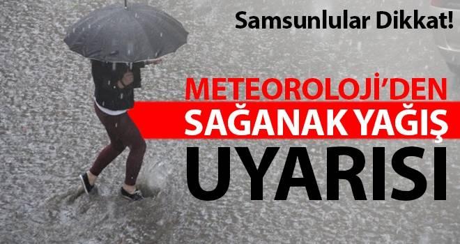 11 Eylül Samsun'da Hava Durumu