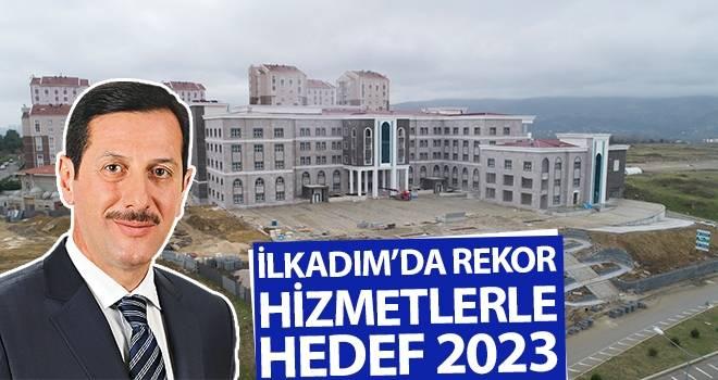 Başkan Tok: İlkadım'da Rekor Hizmetlerle Hedef 2023