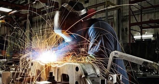 Sanayi üretimi Ağustos'ta yıllık yüzde 1,7 arttı