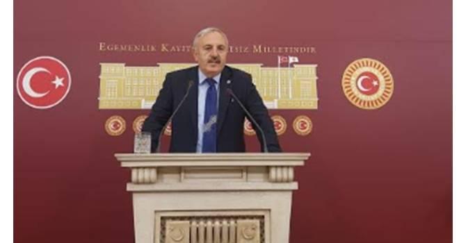 Milletvekili Yaşar'dan Engelliler İçin Kanun Teklifi
