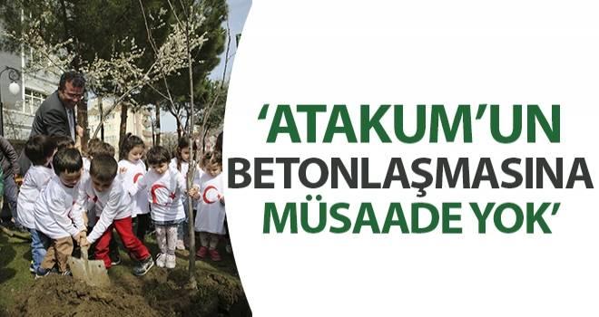 Başkan Taşçı: Atakum'un betonlaşmasına müsaade yok