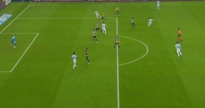 Fenerbahçe-Başakşehir maçında VAR sistemi bozuldu