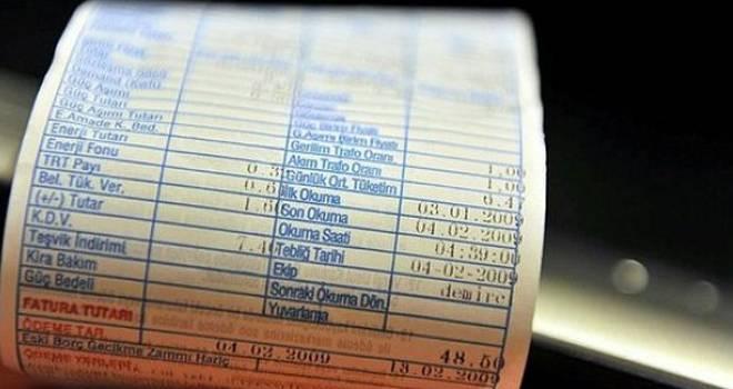Elektrik faturaları üçe bölünüyor