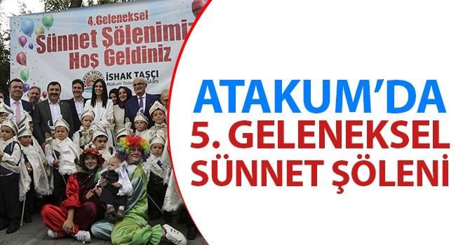 Atakum'da 5. Geleneksel Sünnet Şöleni