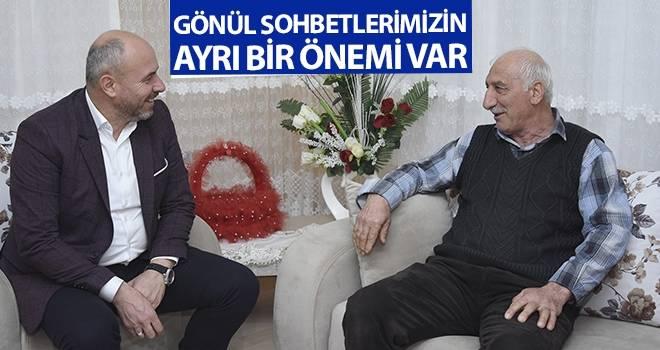 Başkan Togar: Gönül Sohbetlerimizin Ayrı Bir Önemi Var