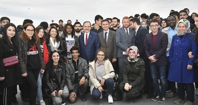 Başkan Şahin: Çocuklar ve Gençler Sevinecek!
