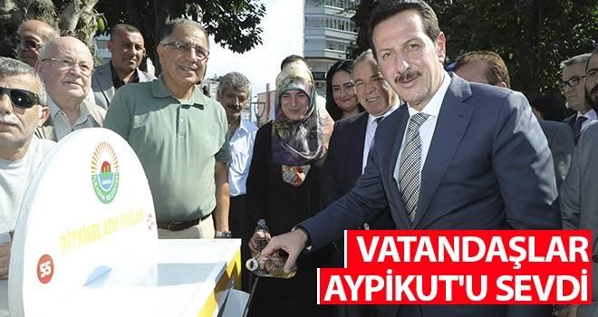 Başkan Tok: Vatandaşlar AYPİKUT'U Sevdi