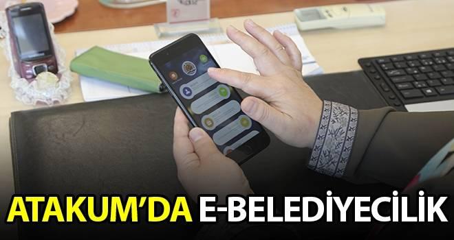 'Atakum Belediyesi teknolojide öncü'