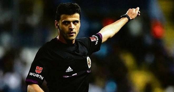 İsveç-Türkiye maçını İspanyol hakem yönetecek