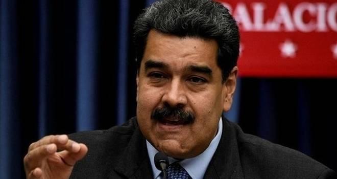 Şok iddia! ABD, Venezuela'yı