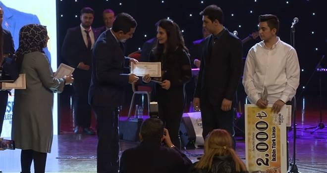 OMÜ'lü Genç Sesler Halk Müziği Yarışmasından Dereceyle Döndü