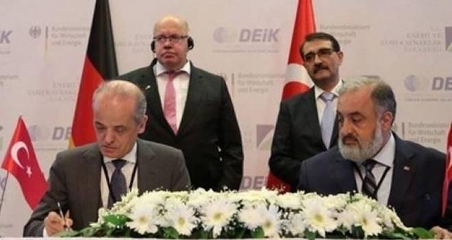 Siemens ve TEMSAN arasında 10 milyar liralık dev iş birliği anlaşması imzalandı