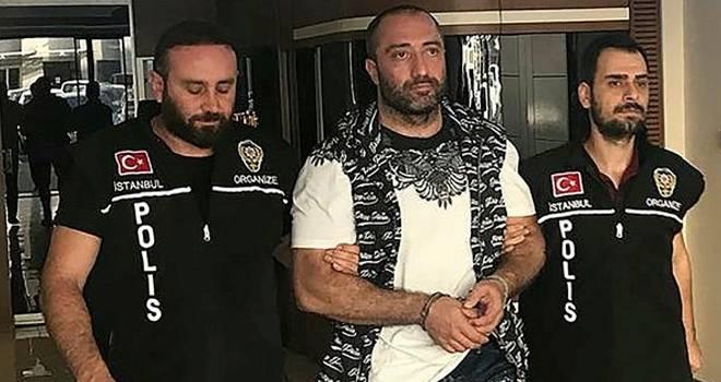 Interpol'ün kırmızı bültenle aradığı Bulgar suç örgütü lideri Dimitar Zhelyazkov yakalandı