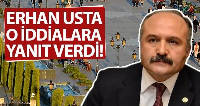 Erhan Usta O İddialara Yanıt Verdi!