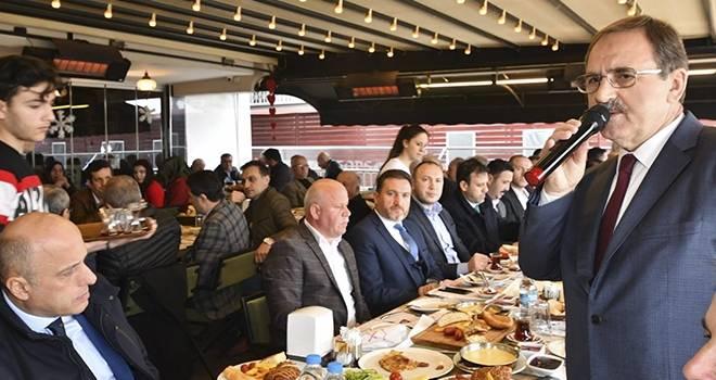 Başkan Zihni Şahin: Atakum uluslararası kent olacak!..