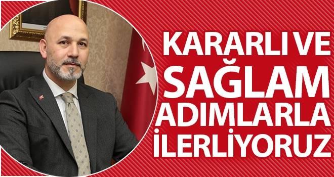 Başkan Karaduman'dan 10 Kasım mesajı