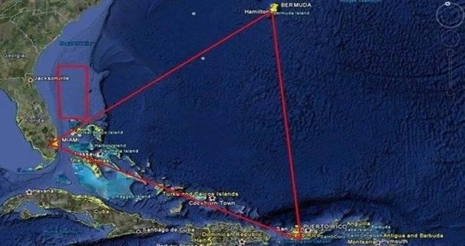 Bermuda Şeytan Üçgeni'nin gizemi ortaya çıktı!