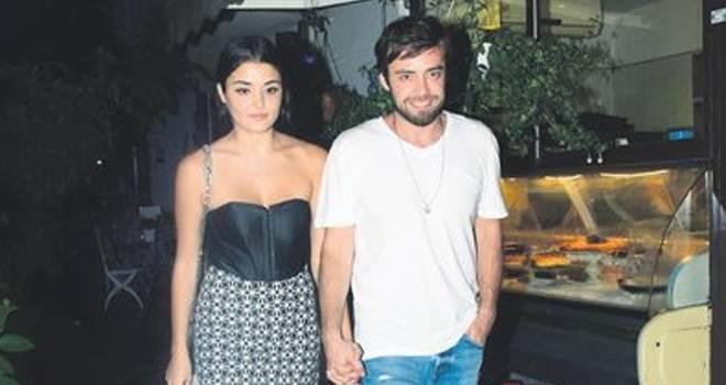Hande Erçel ile Murat Dalkılıç ilişkisine ihanet gölgesi! Hande Erçel Murat Dalkılıç'ı Instagram'dan engelledi