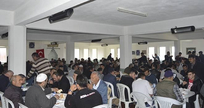 Havza'da Afad Kurbanı Kesildi