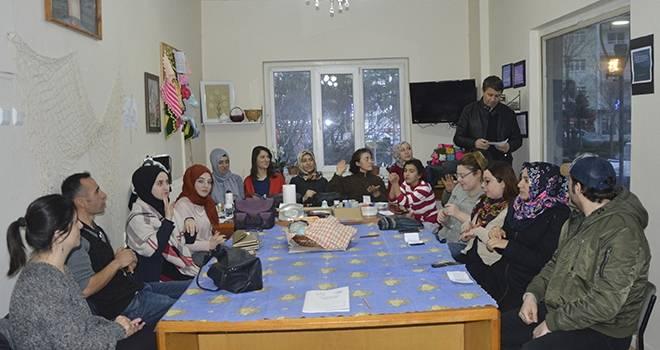Havza'da 11. işaret Dili Kursu Açıldı