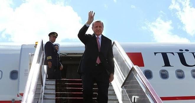 Başkan Erdoğan Azerbaycan'a gidiyor