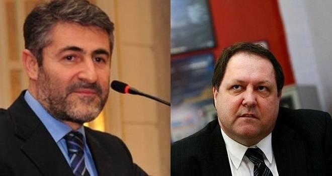 Nureddin Nebati ve Osman Dinçbaş Hazine ve Maliye Bakanı yardımcılığına atandı