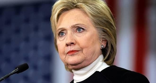Hillary Clinton: Trump, Kaşıkçı örtbasının bir parçası