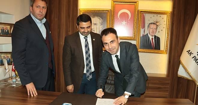 Muhammed Mustafa Kanat; İlkadım Belediye Başkan Aday Adayı oldu.